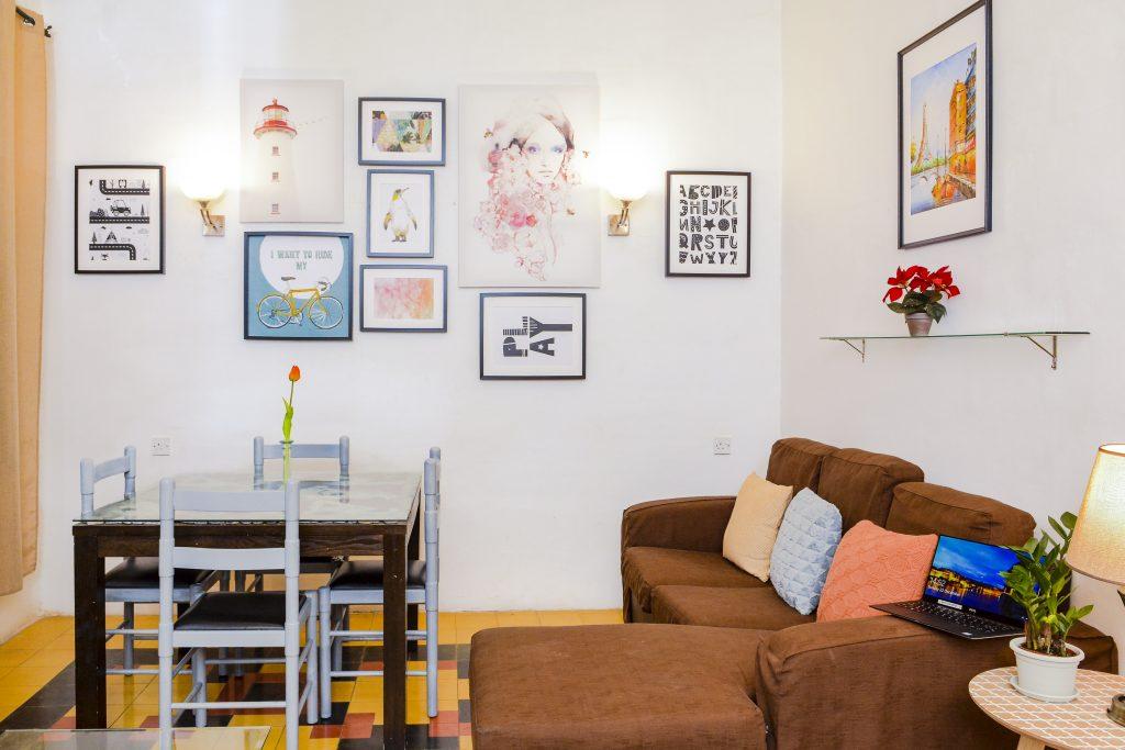 sliema boutique apartment. Holiday rental in Milner street sliema