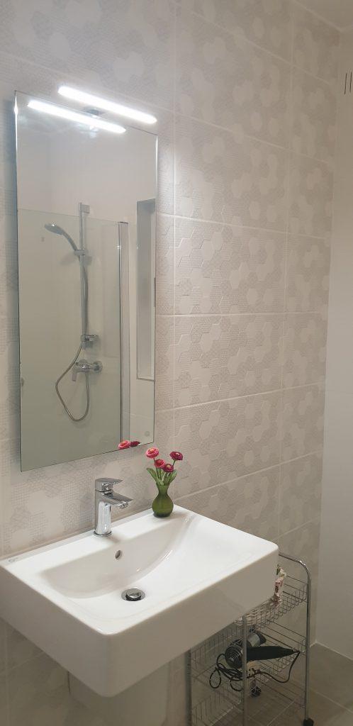 Seaside Apartments MAlta Mellieha 1 bathroom